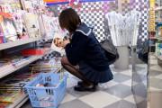 【画像】ガーターベルト着用の女子中学生wwwwwwwww