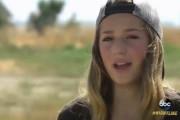 【.悲報】12歳の女子がSNSに上げた画像になぜか批判が殺到