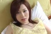 【無修正】 透き通るほどの白い肌と綺麗なマ〇コの美巨乳美女とセクロス